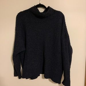 XL American Eagle faux-turtleneck sweater